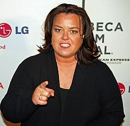 Rosie O'Donnell by David Shankbone