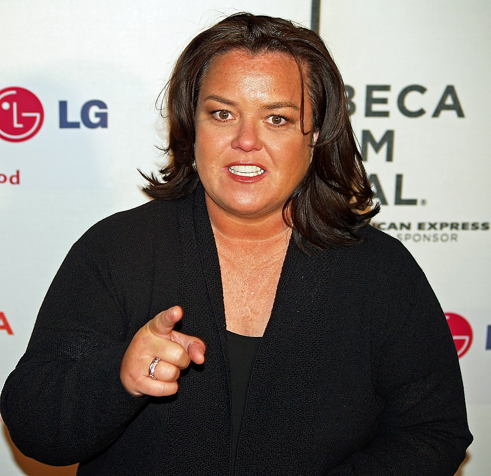 Rosie O%27Donnell by David Shankbone