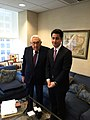 Rovshan Muradov with Hendrick Kissinger.jpg