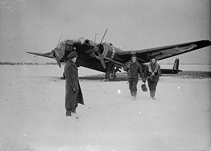 Balderton - RAF Balderton in 1942