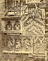 Royal Architectural Museum. Plaster Casts of Relief Carvings from Hereford Cathedral. (3610778289).jpg