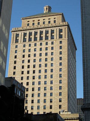 Royal Bank Tower (Montreal) - Image: Royal Bank Tower 03