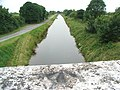 Royal Canal from Archie's Bridge in Moneyfad, Co. Longford - geograph.org.uk - 1991543.jpg