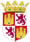 Royal Coat of Arms of the Crown of Castile (15th Century).svg