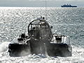 Royal Marine LCAC(LR) Hovercraft MOD 45154443.jpg