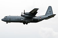 G-275 - C130 - Royal Netherlands Air Force