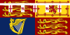 Royal Standard of Prince Richard, Duke of Gloucester.svg