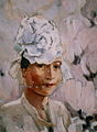 Rudolf Heinisch, Erika Heinisch als Braut, 1934.jpg