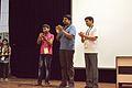Rudra Pratap Sinha - Yohann Varun Thomas - Pranayraj Vangari - Punjab Editathon Winners - Wiki Conference India - CGC - Mohali 2016-08-07 8753.JPG