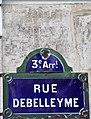 Rue Debelleyme rue neuve St-François.jpg