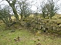 Ruins if Bank of Giffen Farm, near Barrmill.JPG
