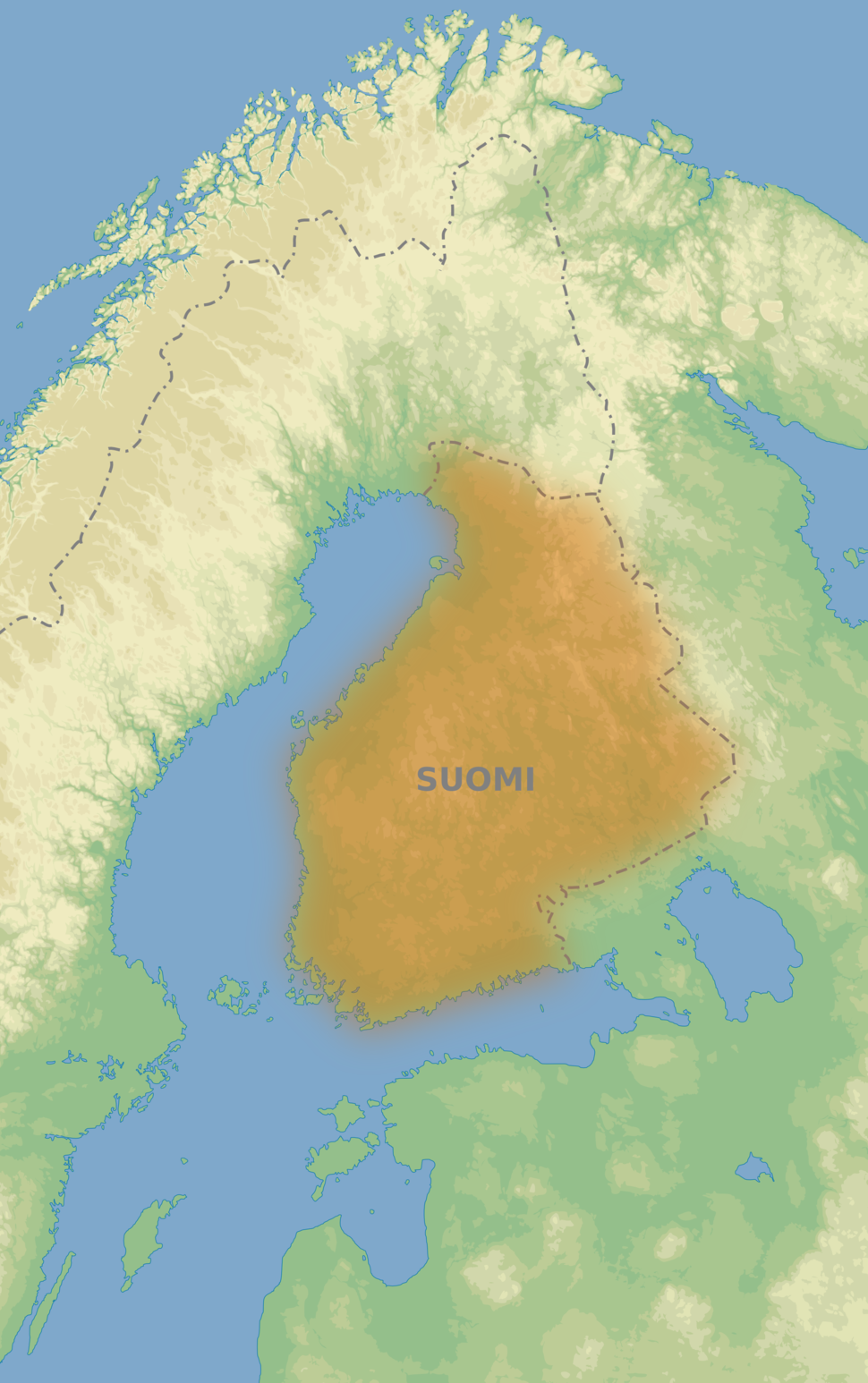 Ruotsi-Suomi ennen Suomen sotaa