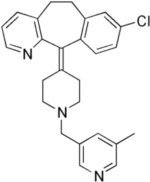 Non-sedating antihistamines wikipedia
