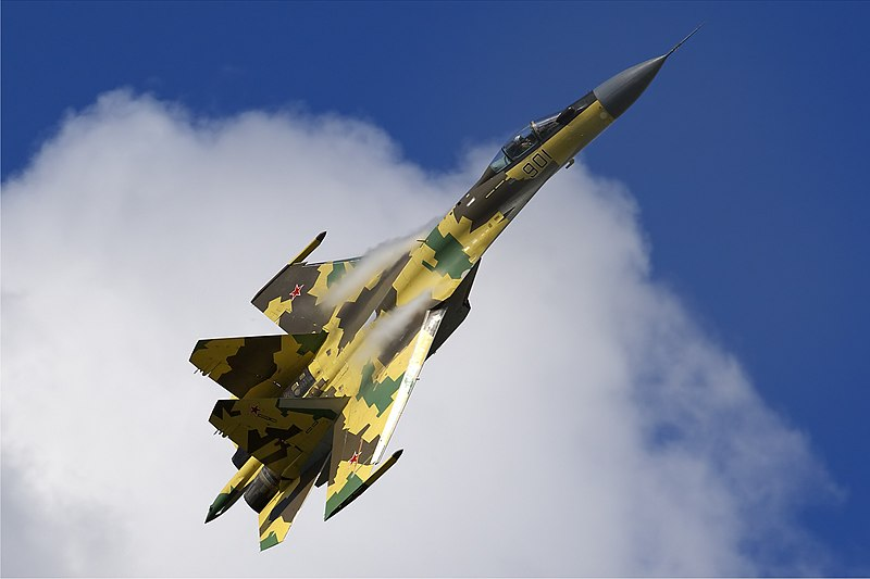 File:Russian Air Force Sukhoi Su-35 Belyakov.jpg