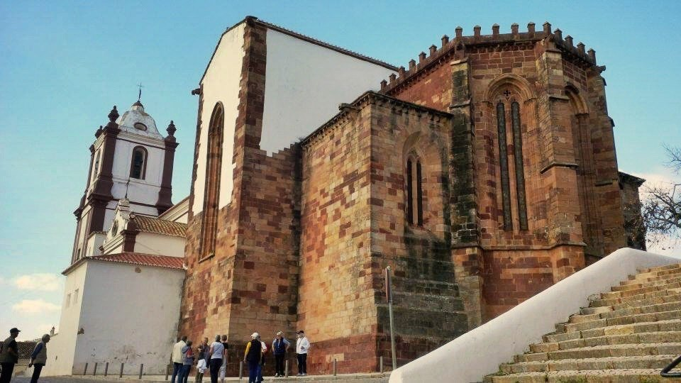 Sé Catedral de Silves - Vista exterior