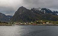 Sørvågen, Northeast view 20150608 2.jpg