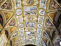 S. martino, sagrestia, affreschi nella volta del cavalier d'arpino, 1596-97, 01.JPG