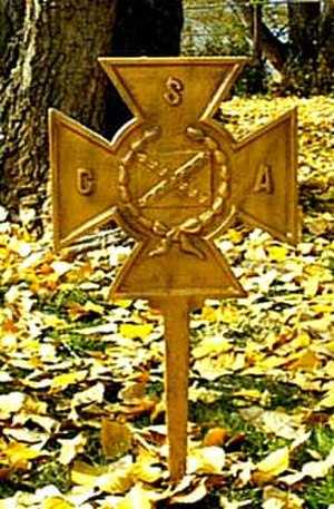 Southern Cross of Honor - Image: SC Hironcross