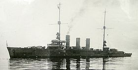 Image illustrative de l'article SMS Dresden (1917)