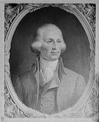 United States Postmaster General - Samuel Osgood (1747–1813)