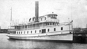 Yankee (ferry) - Yankee as Machigonne