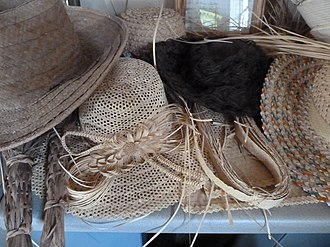 Frenchtown, U.S. Virgin Islands - Image: STT Frenchtown Hats 2011
