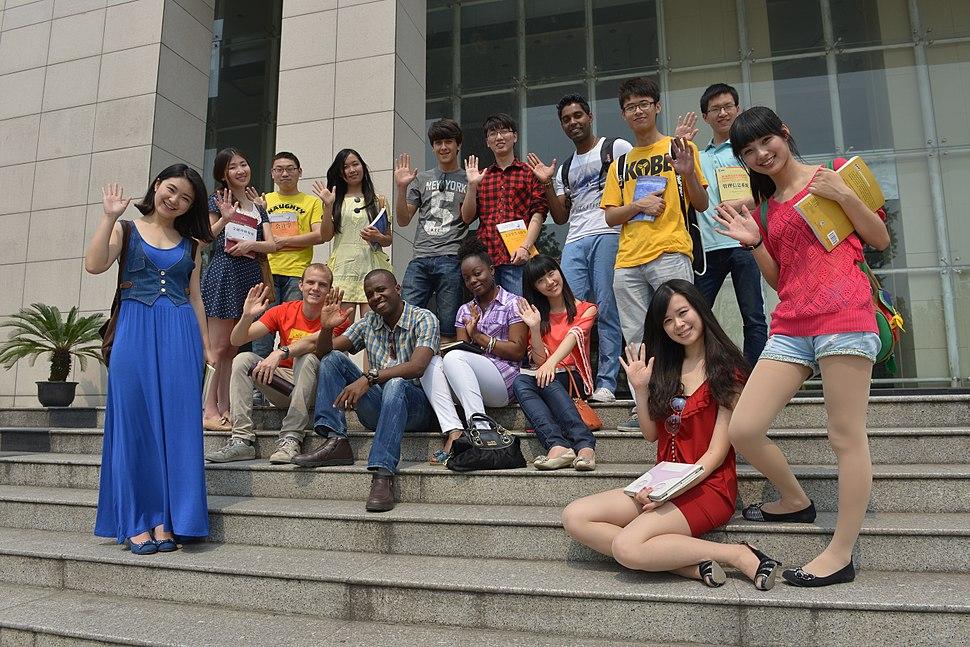 SWUFE students