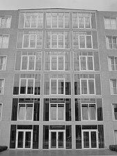 Vertretung des saarlandes beim bund wikipedia for Architekturburo saarbrucken