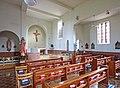 Sacred Heart Church, North Walsham - Interior - geograph.org.uk - 1713241.jpg