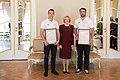 Saeimas namā sveic Latvijas olimpiešus un paralimpiešus (41950316421).jpg