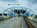 Sagami-railway-izumino-line-Yumegaoka-station-platform.jpg