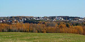 Saint-François-de-Sales, Quebec - Image: Saint François de Sales c