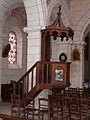 Saint-Pantaly-d'Ans église chaire.JPG