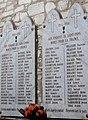 Saint-Pons-de-Thomières - Cathédrale Saint-Pons - Plaque morts 14-18.jpg