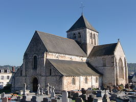 Kerk van Saint-Germain-Village