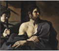 Saint John the Baptist Visited in Prison by Salome .PNG