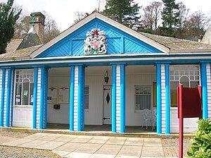 Innerleithen - Saint Ronan's Wells.