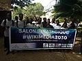 Salon stratégique Wikimedia 2030 au CNFC-cotonou45.jpg