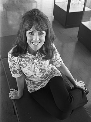 Samantha Jones (singer) - Samantha Jones in 1970