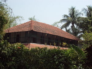 "Sarat Chandra Kuthi - The house of Sarat Chandra Chattopadhyay popularly known as ""Sarat Chandra Kuthi""."