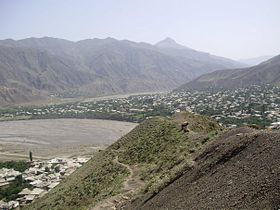 Samur ridge by the town of Akhty.jpg