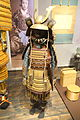 Samurai armor for boy, No. 1935.50.4559 - Etnografiska museet - Stockholm, Sweden - DSC01151.JPG