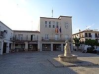 San Antonio de Benagéber. Ayuntamiento. Plaza.jpg
