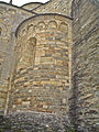 San Martiño de Mondoñedo exterior ábsida románico lombardo.JPG