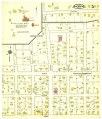 Sanborn Fire Insurance Map from Arlington, Tarrant County, Texas. LOC sanborn08409 004-5.tif