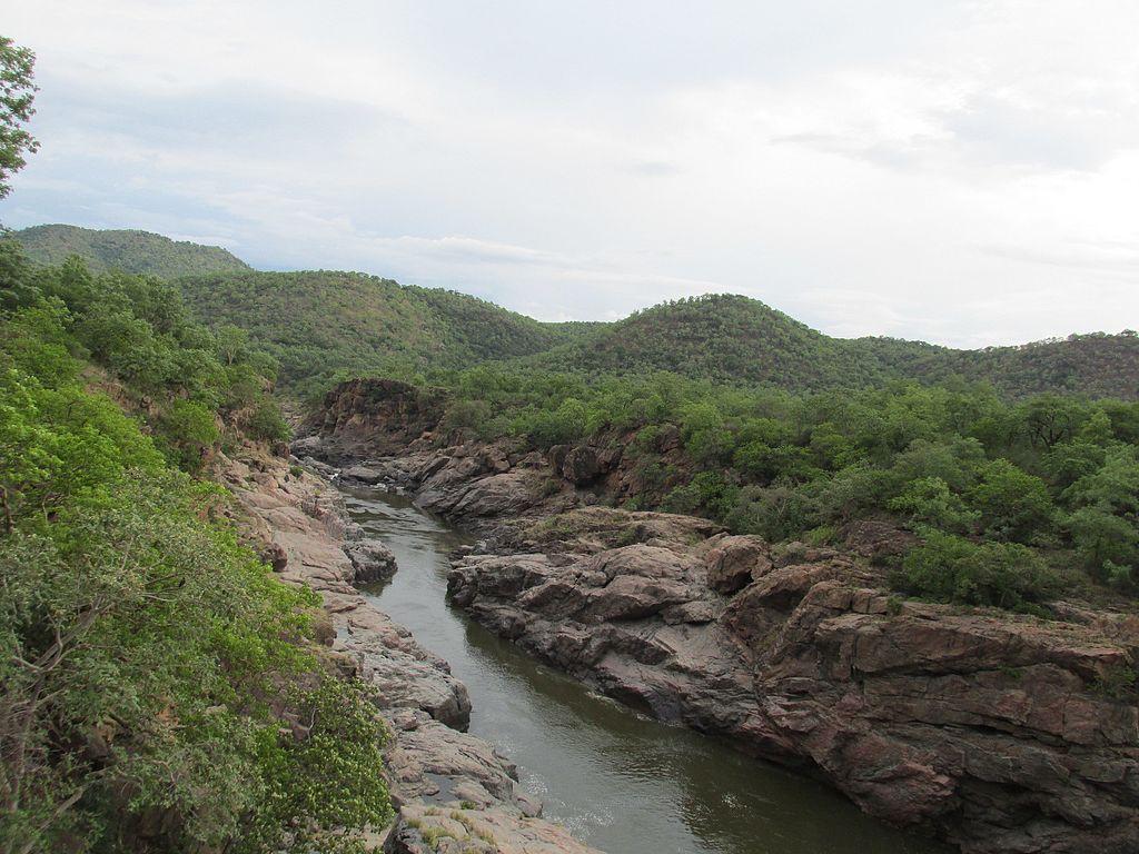 Sangam-Mekedatu bangalore river