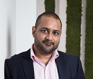 Sanjay Shah British businessman