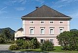 Sankt Georgen am Längsee Sankt Martin 3 Frauz ehem. Pfarrhaus 12092018 4614.jpg
