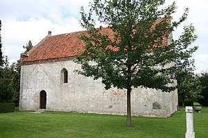 St Ib's Church, Roskilde - St Ib's Church