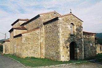 Asturian architecture - Santianes de Pravia